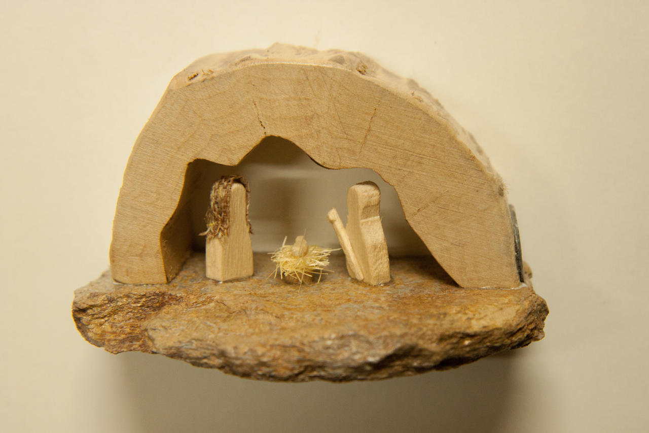 Christmas Crib | StellaVIII