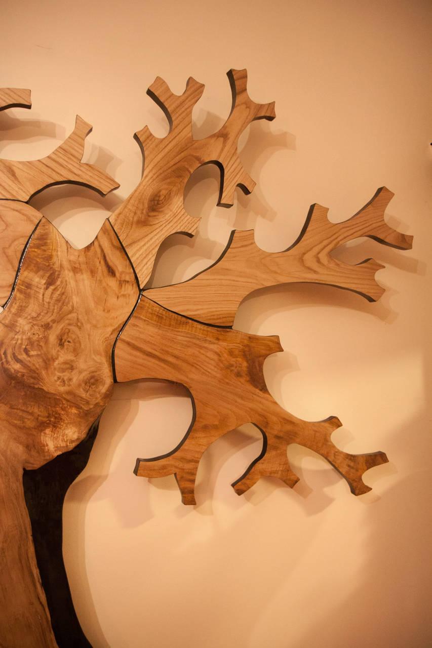 Árvore Decorativa com Leds | lignumI