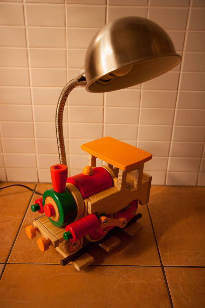 Candeeiro de Mesa Infantil | machinaV