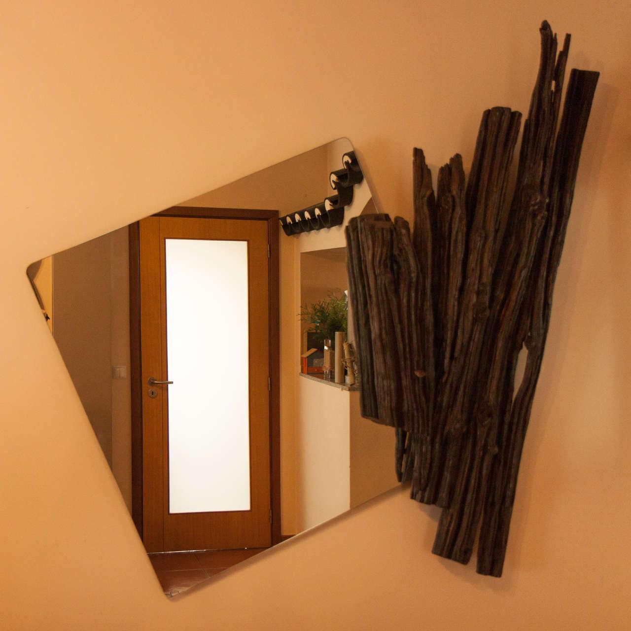 Espelho em Madeira | annorumvitae
