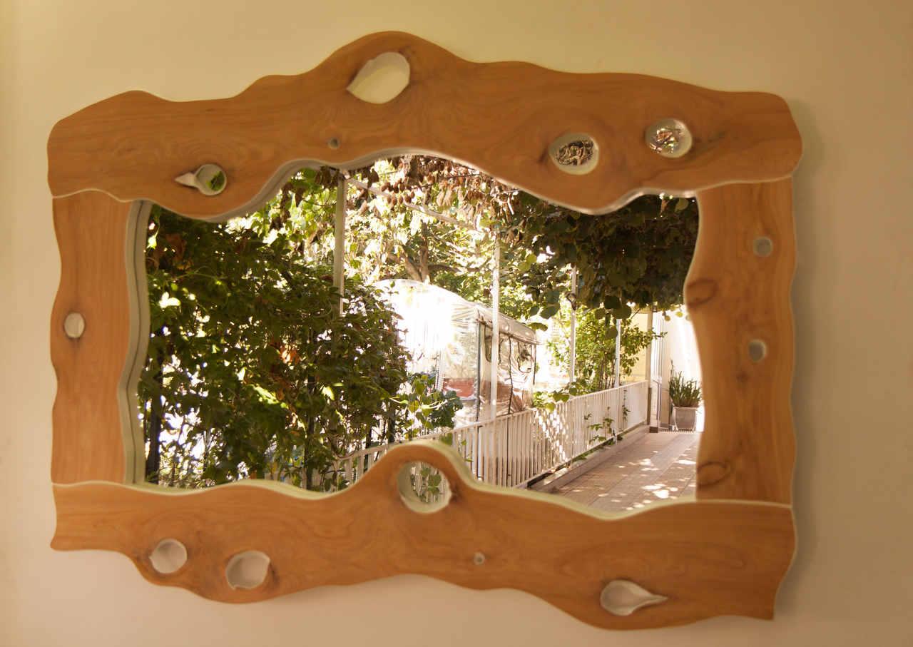 Espelho em Madeira | Caseus