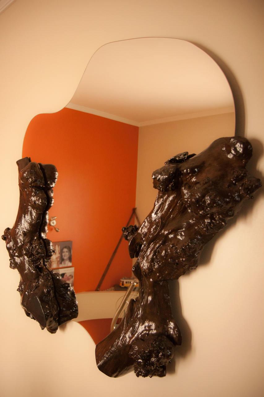 Espelho em Madeira | occultabufo